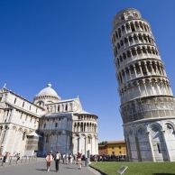 Enjoy Pisa and the beautiful Italian Tuscany